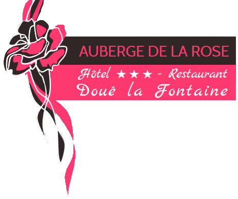 Auberge de la Rose in Doué La Fontaine